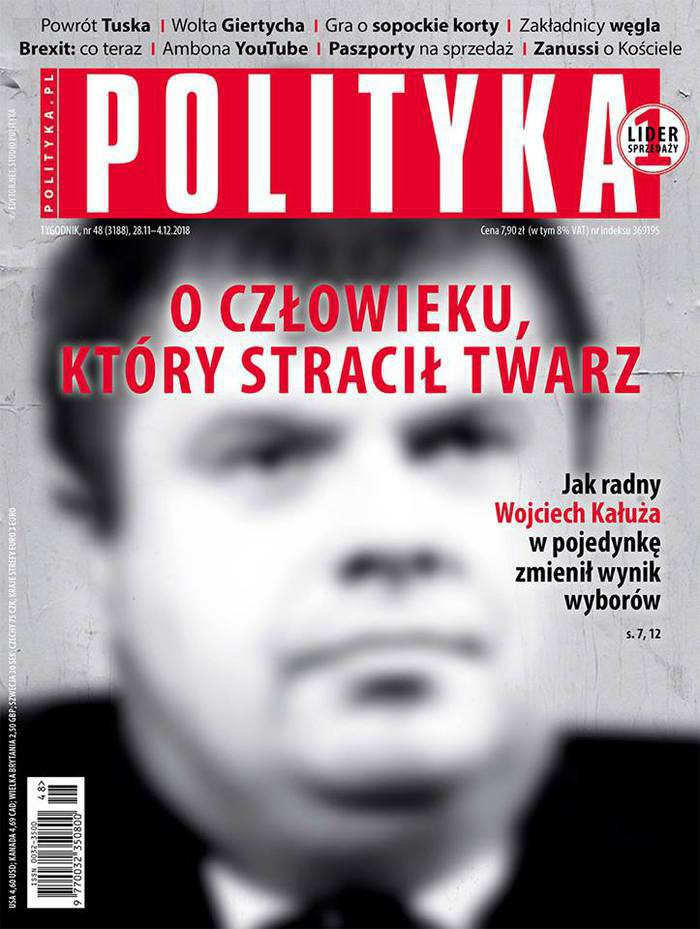 Polityka -                     48/2018