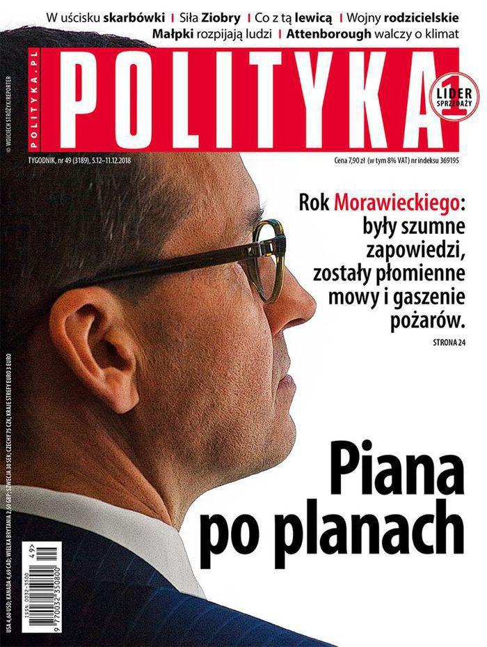 Polityka -                     49/2018