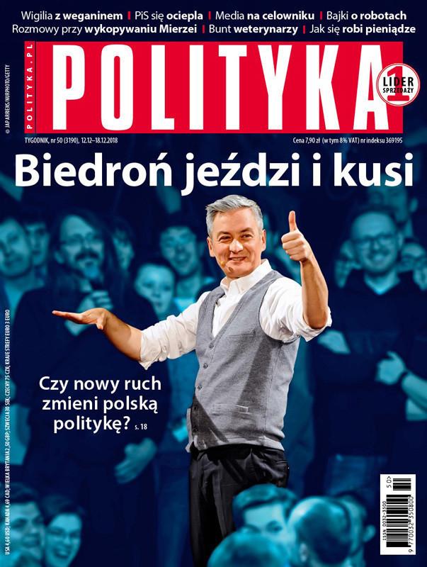 Polityka -                     50/2018