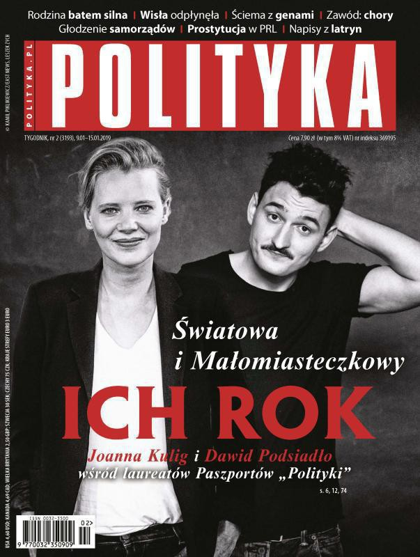Polityka -                     2/2019