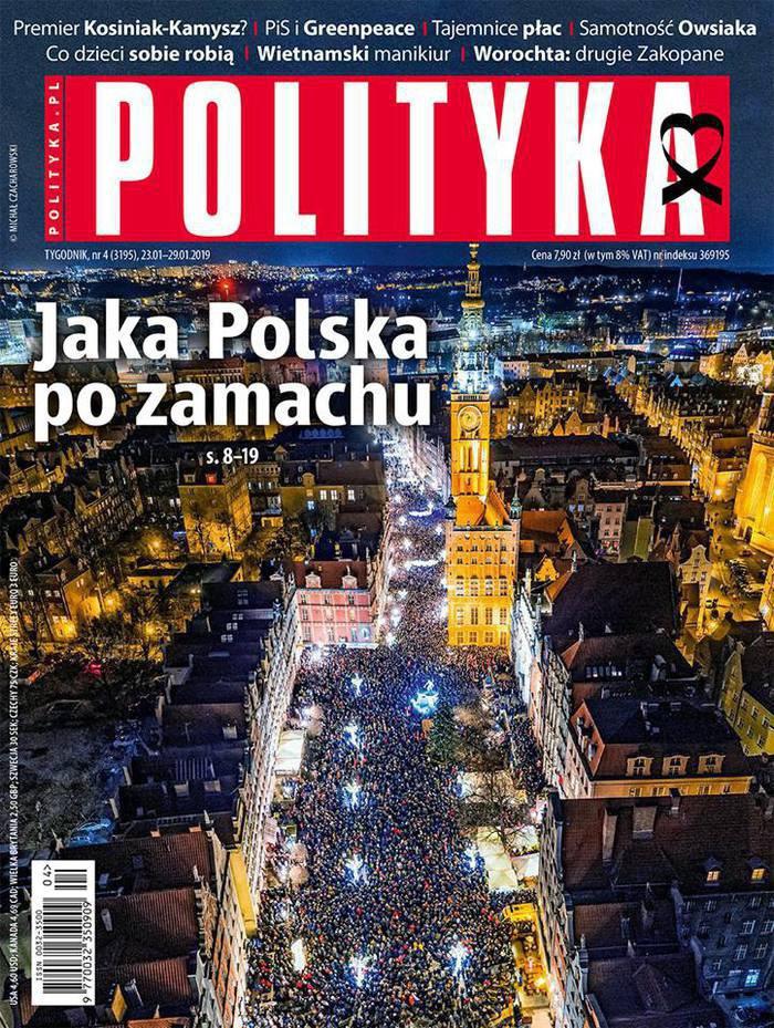 Polityka -                     4/2019