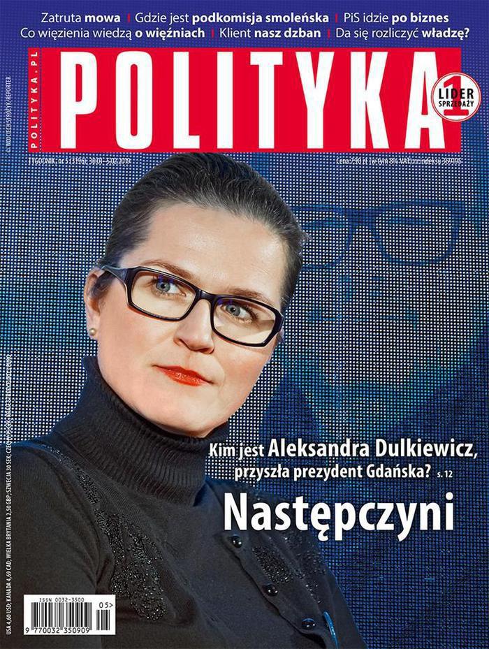 Polityka -                     5/2019