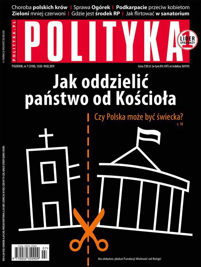 Polityka -                     7/2019