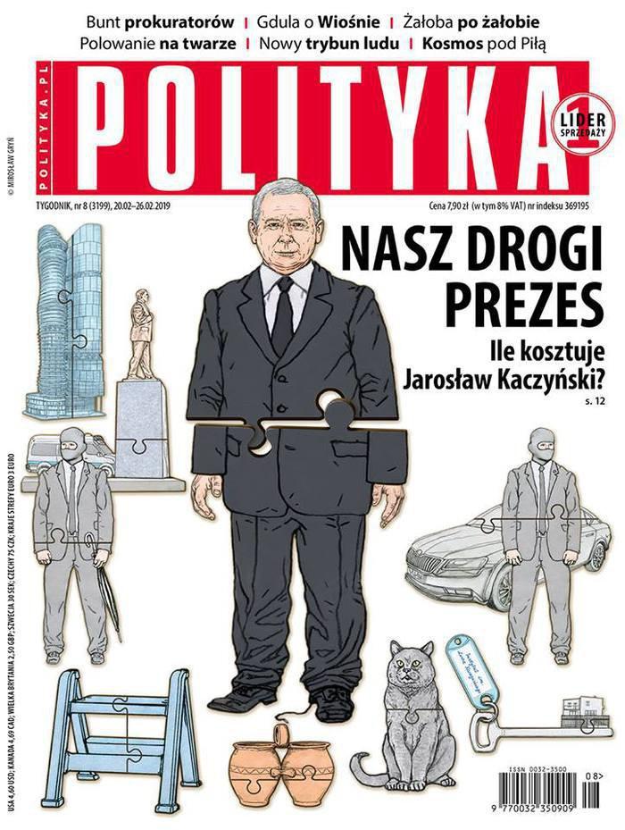Polityka -                     8/2019