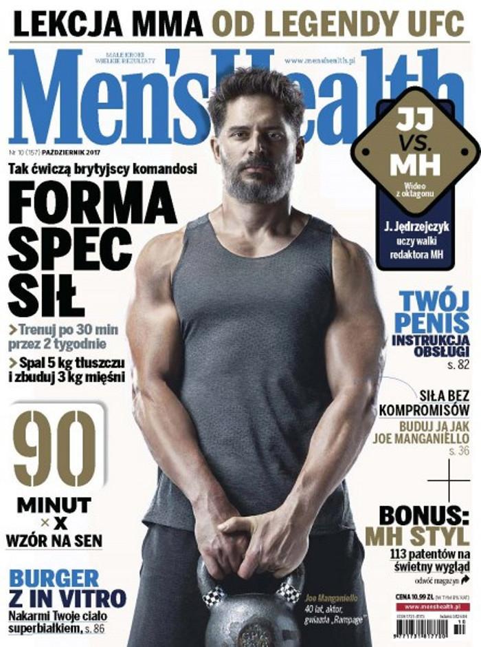 Men's Health -                     10/2017
