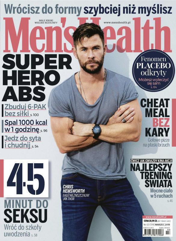 Men's Health -                     3/2019