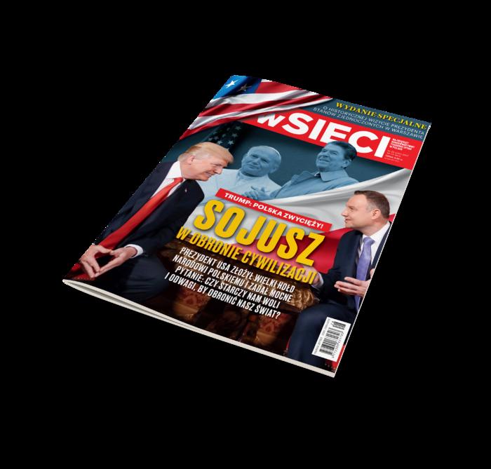 Sieci (wcześniej także W Sieci)  -                     10/2017