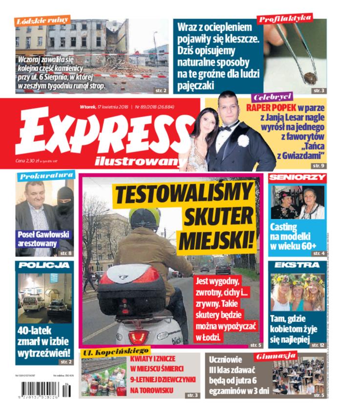 Express Ilustrowany -                     2018-04-17