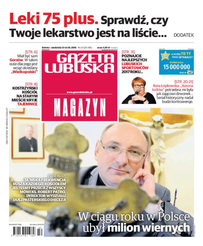 Gazeta Lubuska -                     2018-01-13