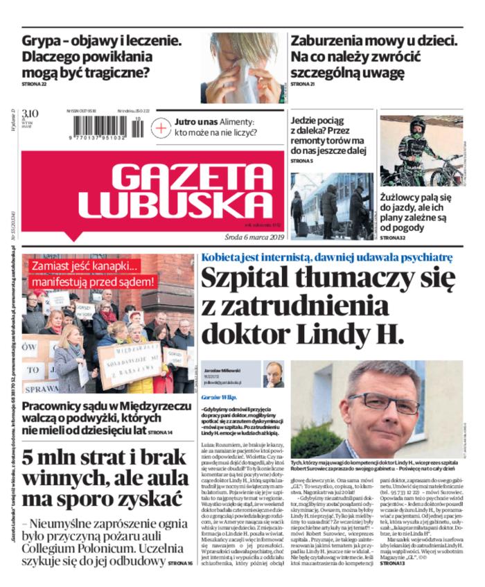 Gazeta Lubuska -                     2019-03-06