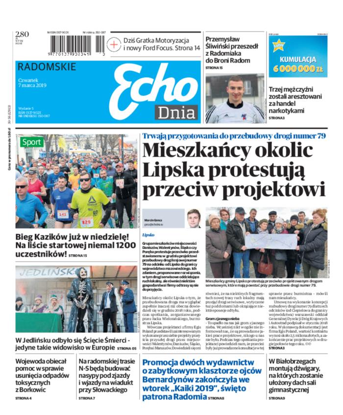 Echo Dnia -                     2019-03-07
