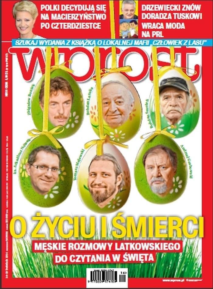 Wprost -                     16/2014