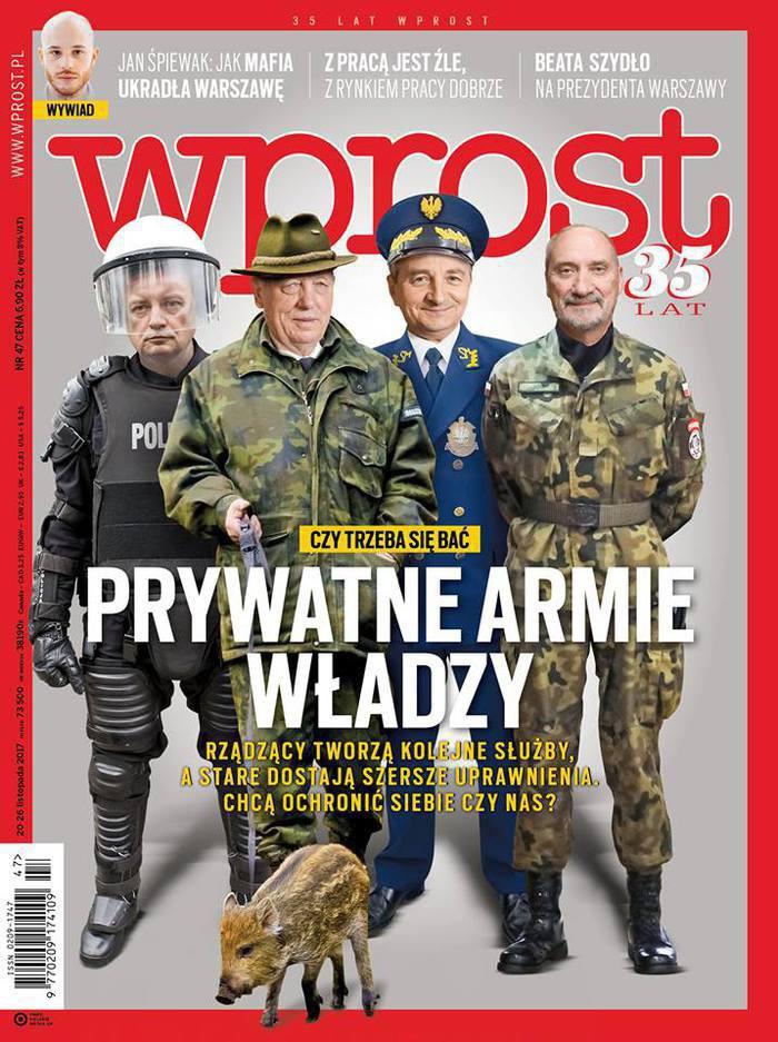 Wprost -                     47/2017