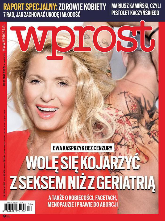 Wprost -                     30/2018
