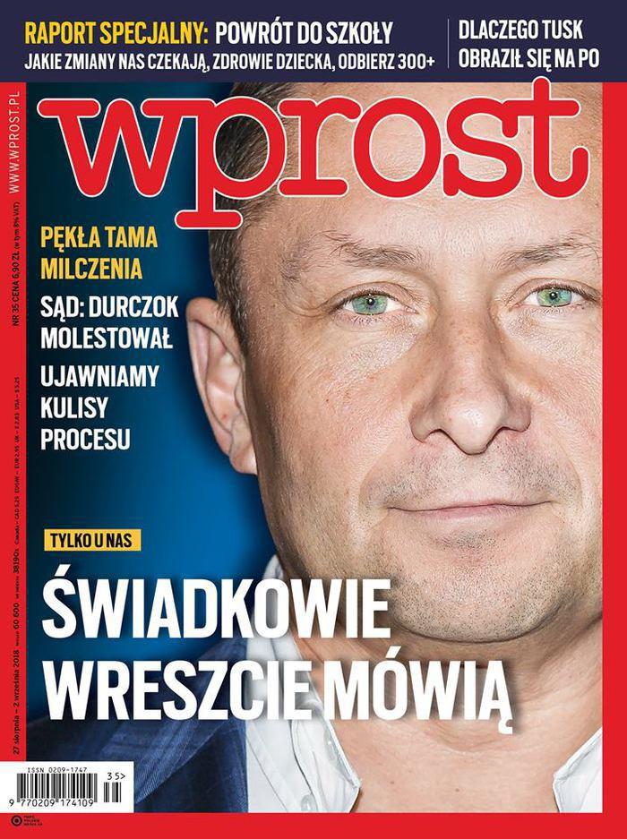 Wprost -                     35/2018