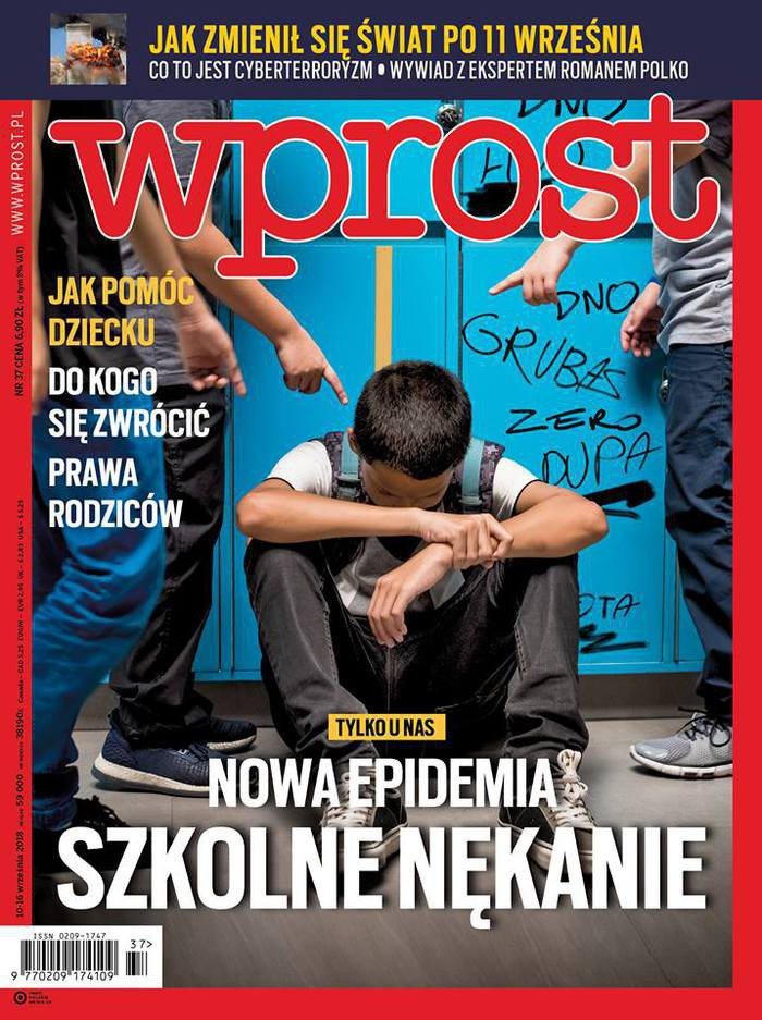 Wprost -                     37/2018