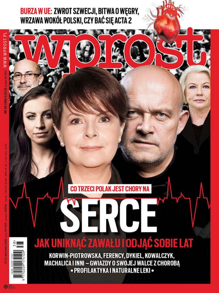 Wprost -                     38/2018