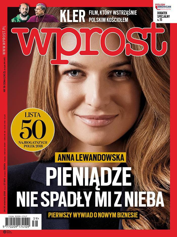 Wprost -                     39/2018