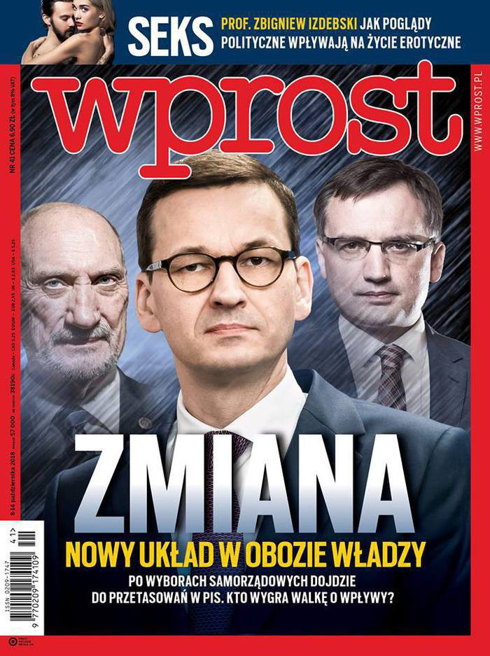 Wprost -                     41/2018