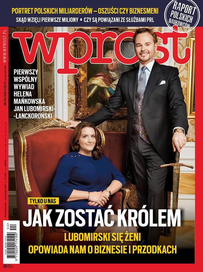 Wprost -                     44/2018