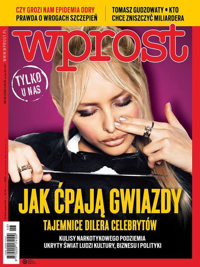 Wprost -                     46/2018