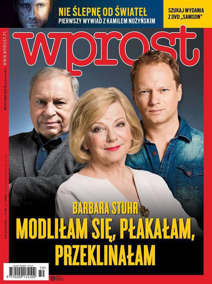 Wprost -                     50/2018