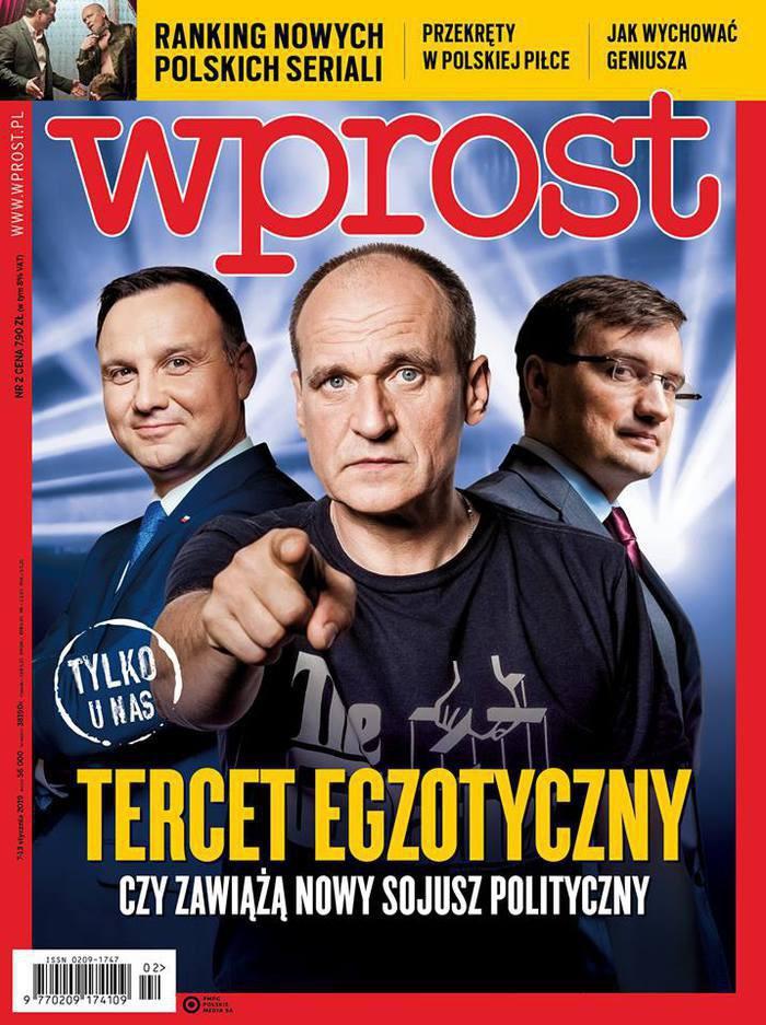 Wprost -                     2/2019