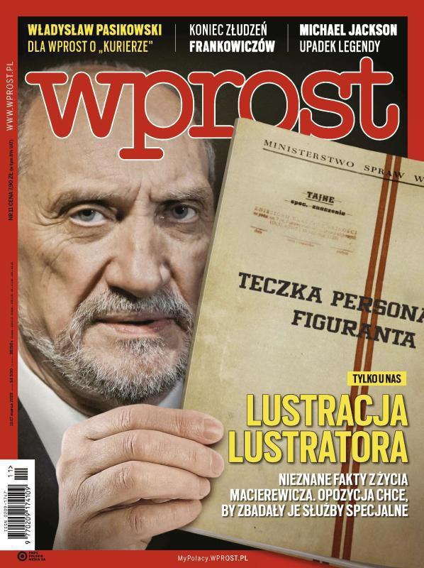 Wprost -                     11/2019