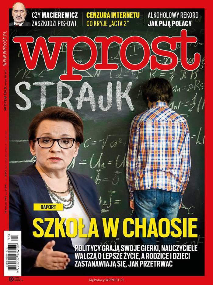 Wprost -                     13/2019
