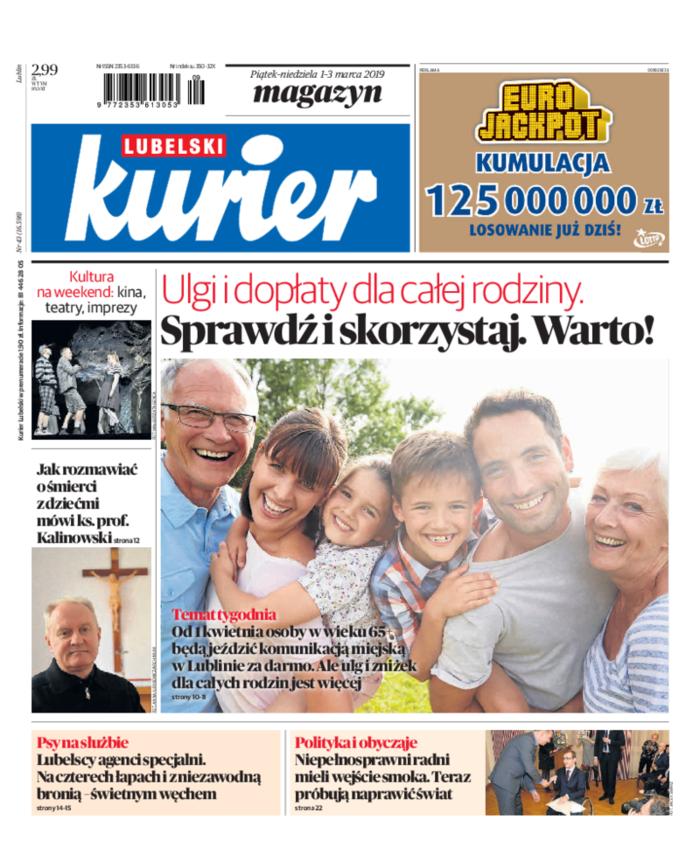Kurier Lubelski -                     2019-03-01