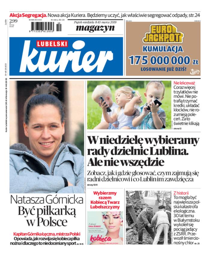 Kurier Lubelski -                     2019-03-08