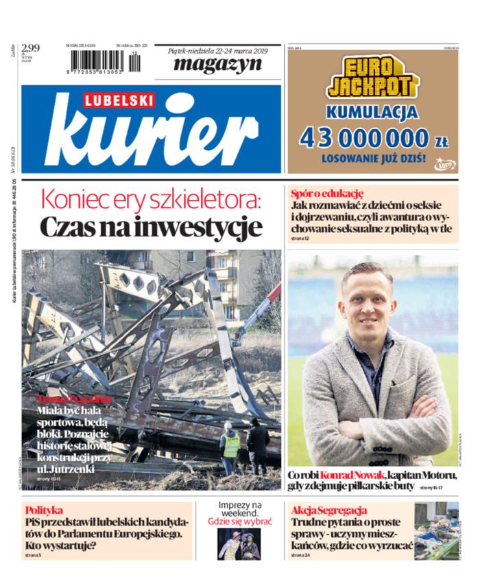 Kurier Lubelski -                     2019-03-22