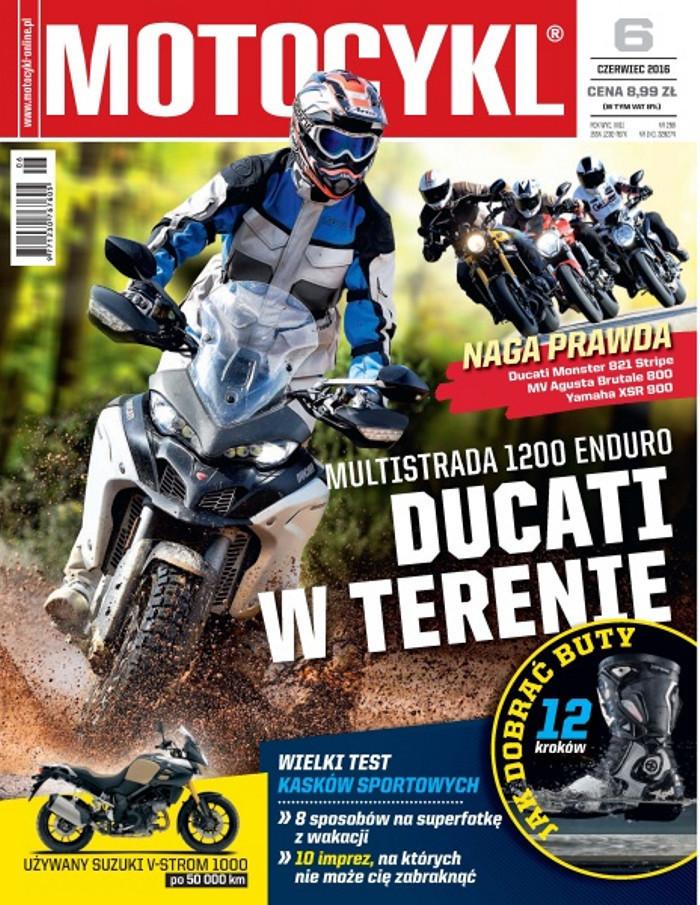 Motocykl -                     6/2016