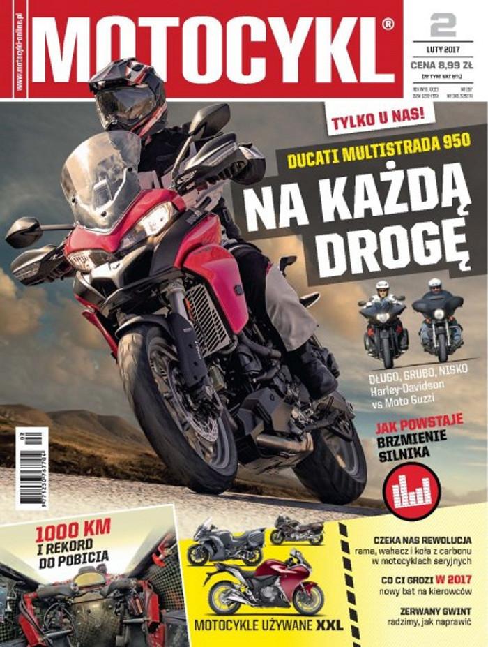 Motocykl -                     2/2017