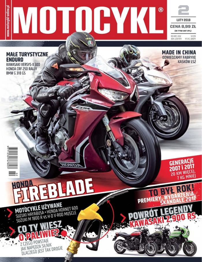 Motocykl -                     2/2018