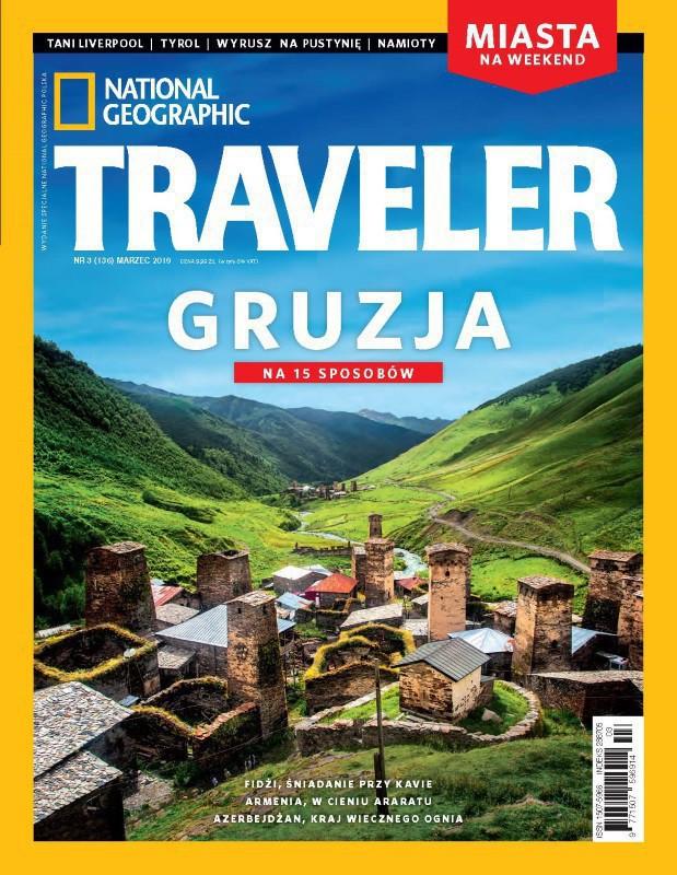 National Geographic Traveler -                     3/2019