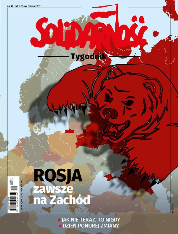 Tygodnik Solidarność -                     37/2017