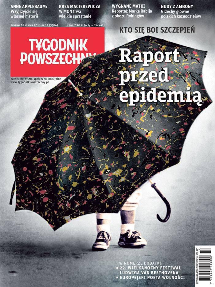 Tygodnik Powszechny -                     12/2018