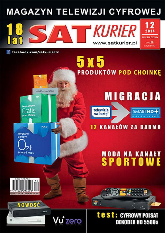SAT Kurier -                     12/2014