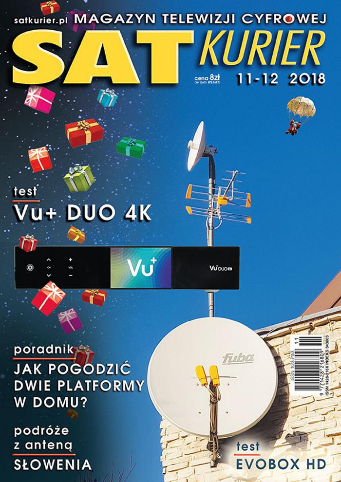 SAT Kurier -                     11-12/2018