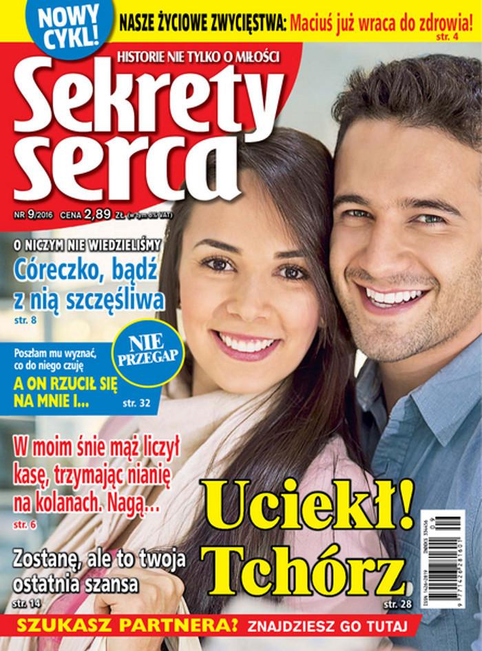 Sekrety Serca -                     9/2016