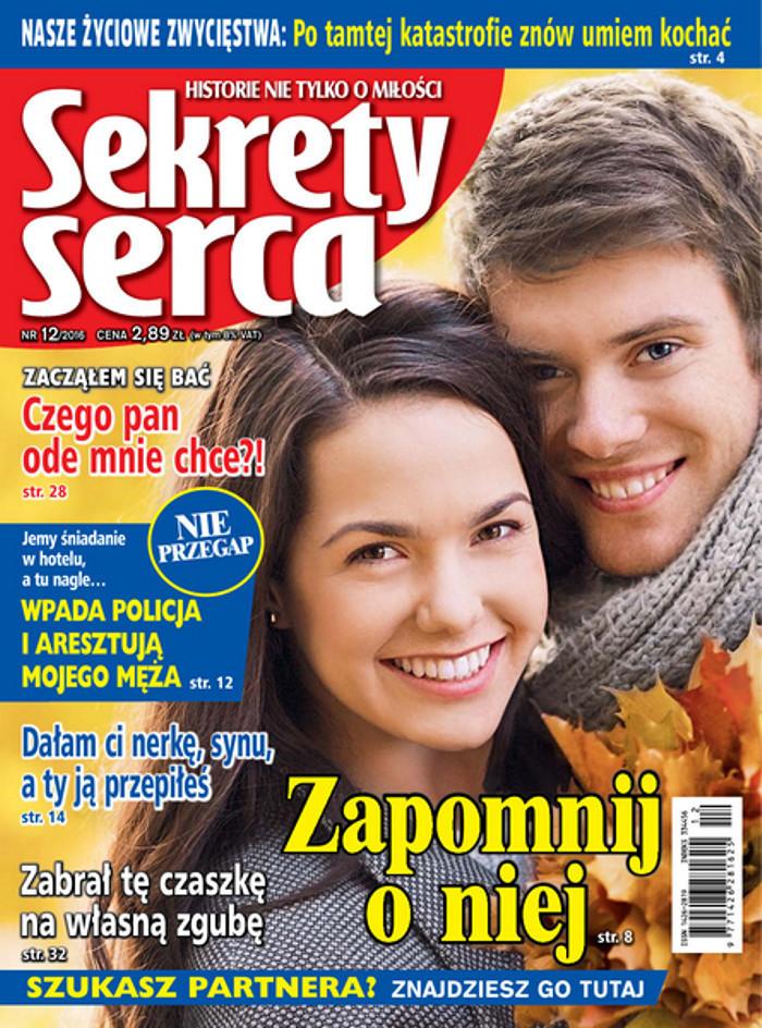 Sekrety Serca -                     12/2016