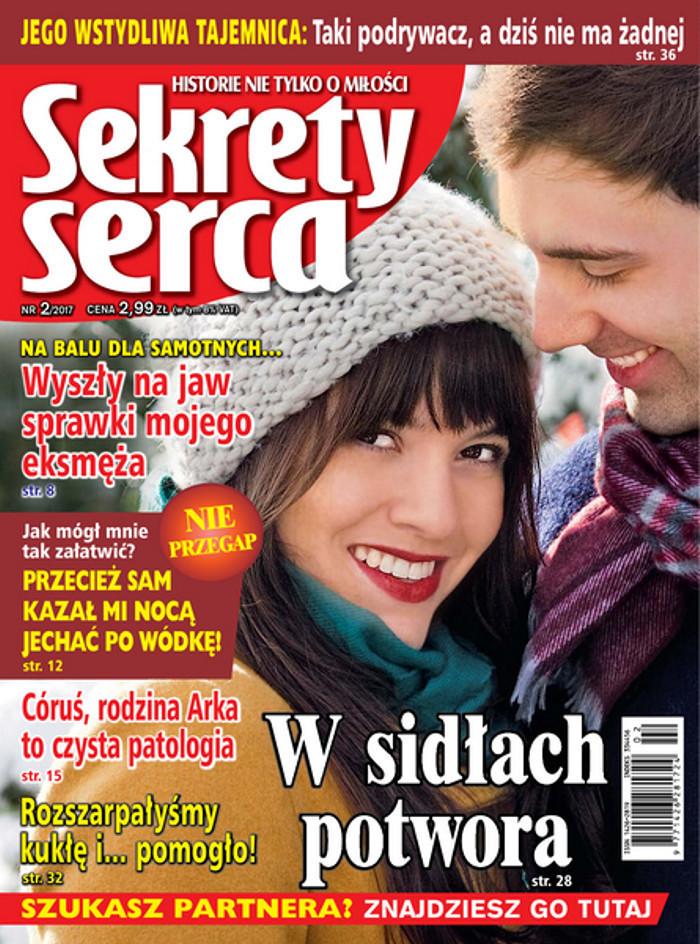 Sekrety Serca -                     2/2017