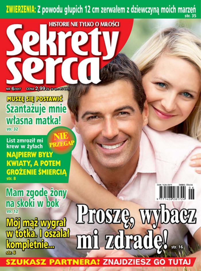 Sekrety Serca -                     6/2017