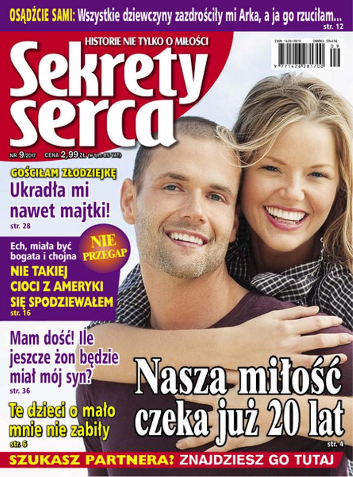 Sekrety Serca -                     9/2017