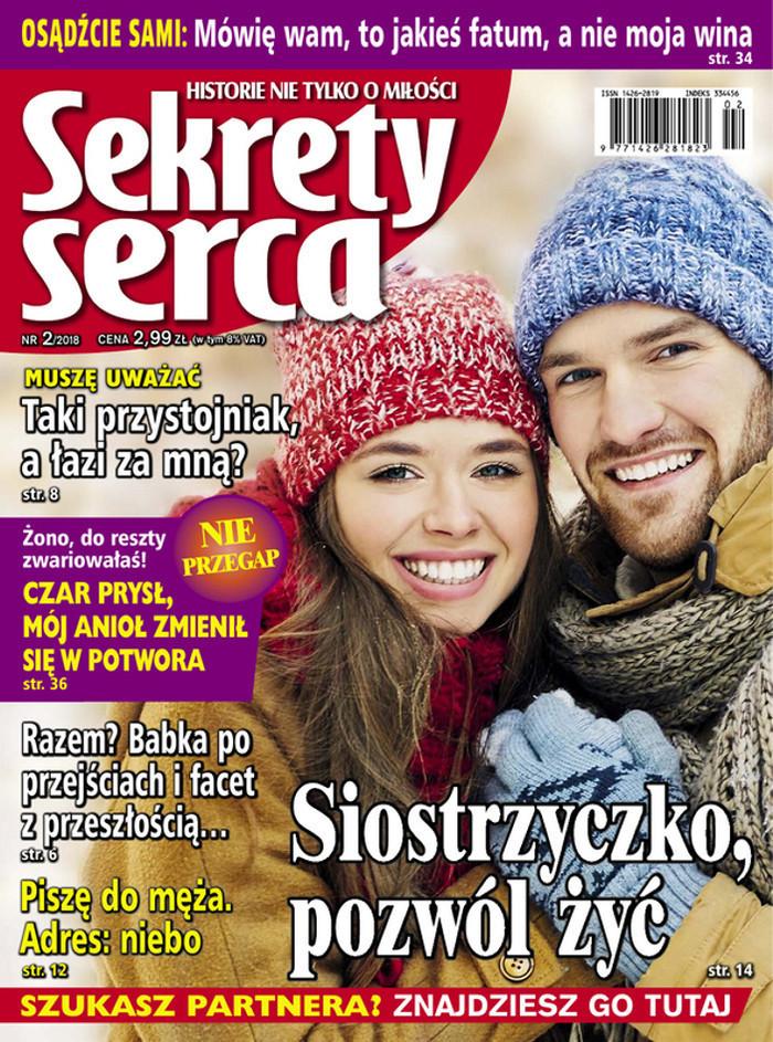 Sekrety Serca -                     2/2018