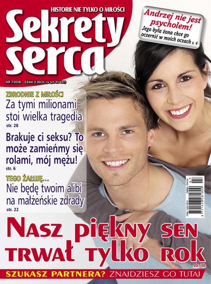 Sekrety Serca -                     7/2018