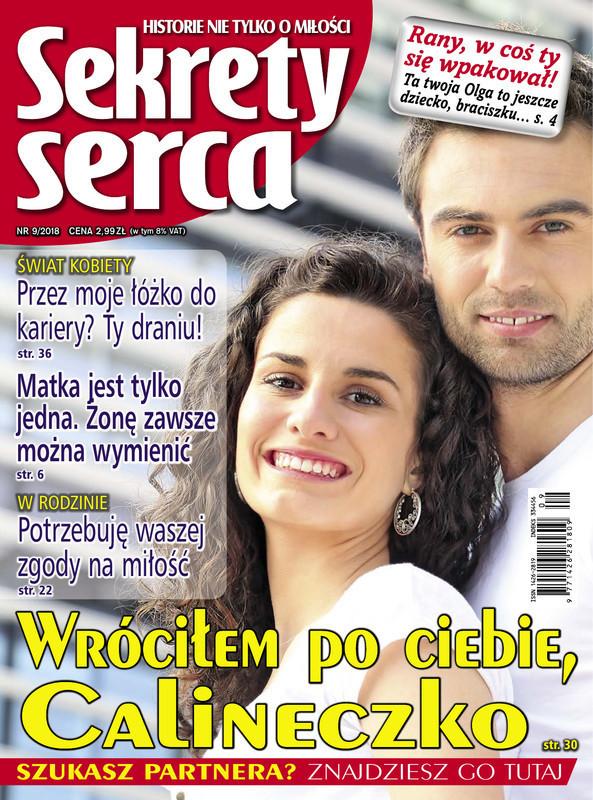 Sekrety Serca -                     9/2018