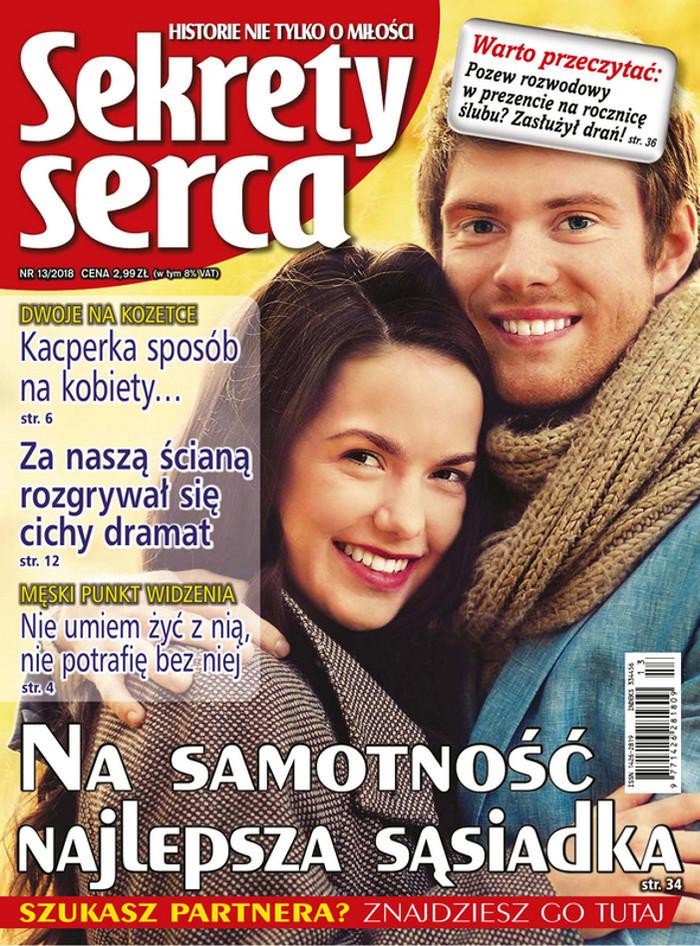 Sekrety Serca -                     13/2018
