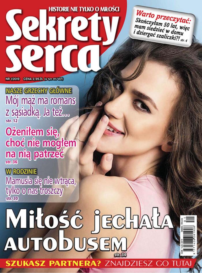 Sekrety Serca -                     1/2019